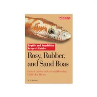 Barrons Reptile Keepers Guide - Rosy Rubber & Sand Boas